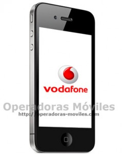iPhone 4 en Vodafone