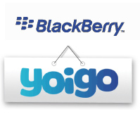 BlackBerry-en-Yoigo