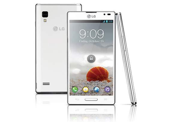 LG Optimus L9 precios y tarifas con Orange