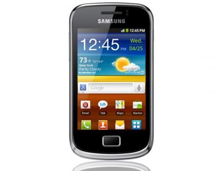 Samsung Galaxy Mini 2 con Orange
