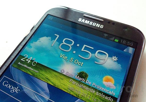 Samsung Galaxy Note 2 - FaqsAndroid