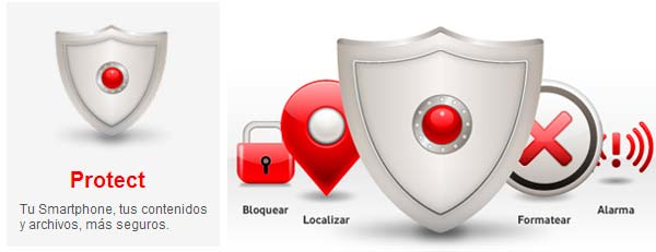 Lanzamiento en España de Vodafone Cloud, Protect y Contacts