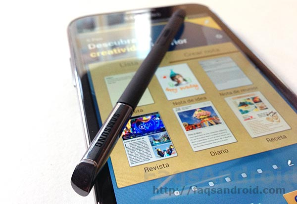 Galaxy Note 2 con Vodafone