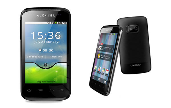 Alcatel One Touch 983 prepago