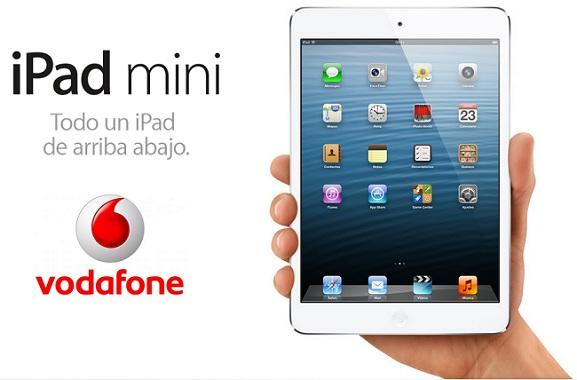 iPad Mini Vodafone
