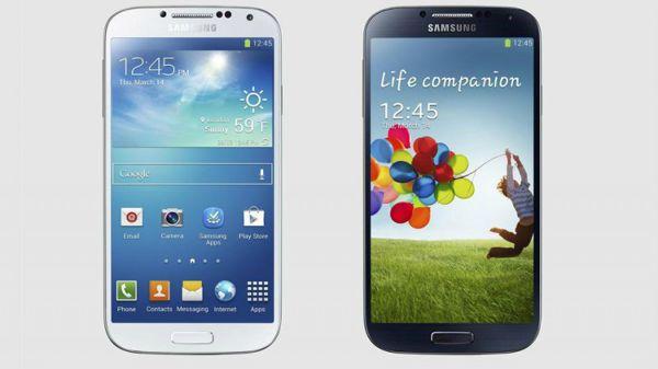 Galaxy S4 600 dos colores