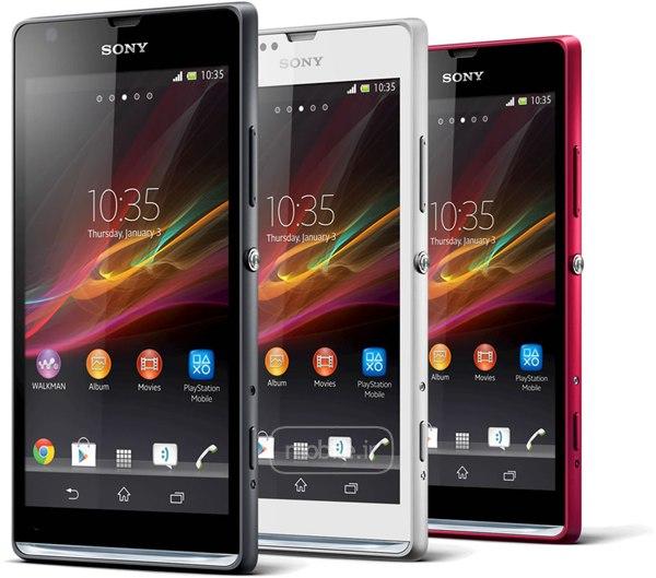 Sony Xperia SP todos los precios con Orange