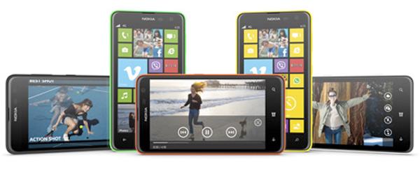 Precios del móvil 4G Nokia Lumia 625 con Yoigo