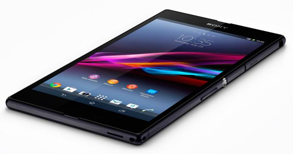 Precios del Sony Xperia Z Ultra con Vodafone