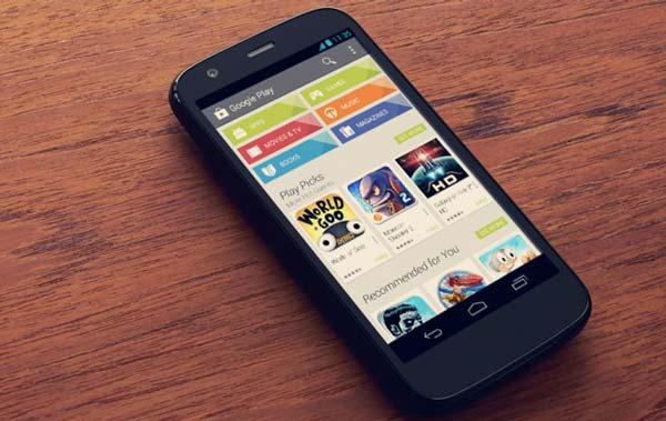 Precios del Motorola Moto G con ONO
