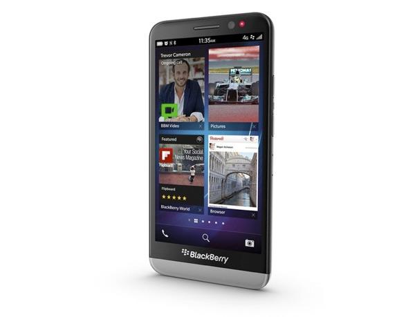 Precios de la Blackberry Z30 con Yoigo