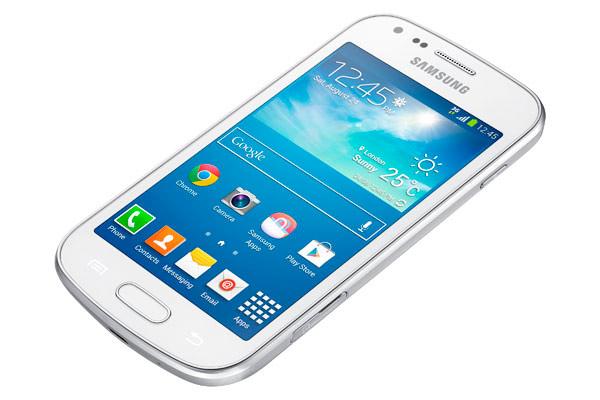 Precios del Samsung Galaxy Trend Plus con Yoigo