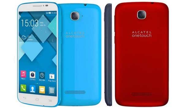 Alcatel One Touch Pop C7: precios y tarifas en Yoigo