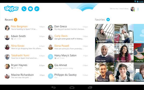 Aplicaciones para llamar por internet via VoIP