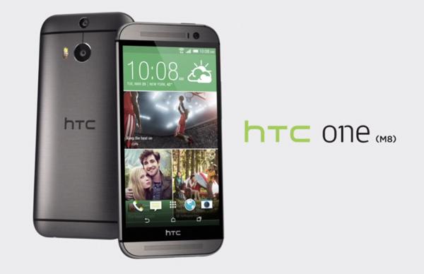 Yoigo vende en contrato el HTC One M8 y estos son sus precios