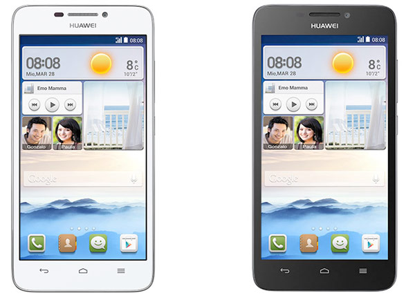 Huawei Ascend G 630: precios con Yoigo