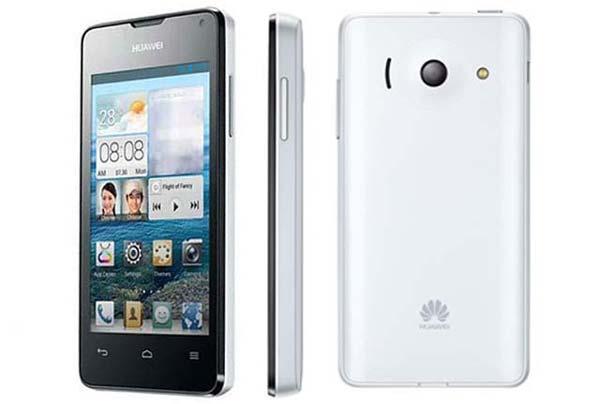 Precio del Huawei Ascend Y330 en Yoigo en contrato y tarjeta