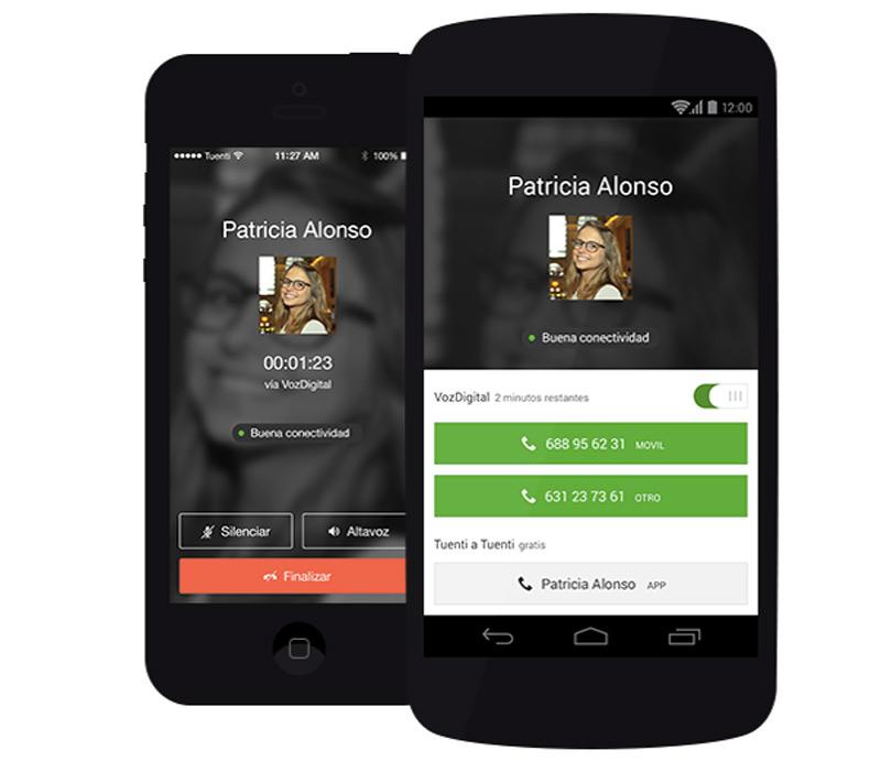Tuenti Movil actualiza su app de android y iPhone a la versión 5.3