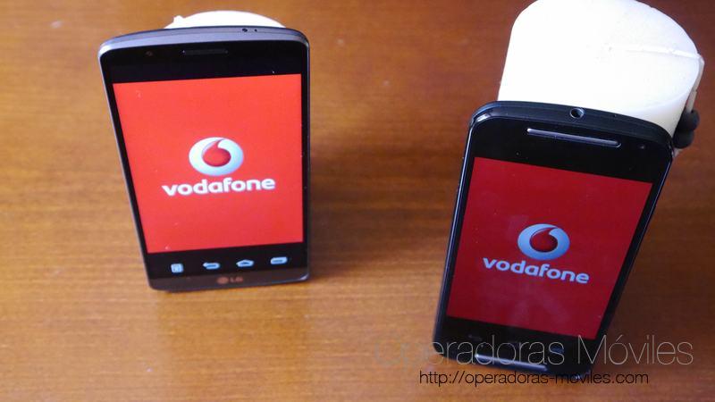 Fibra más rápida gratis y Partidazo con Vodafone