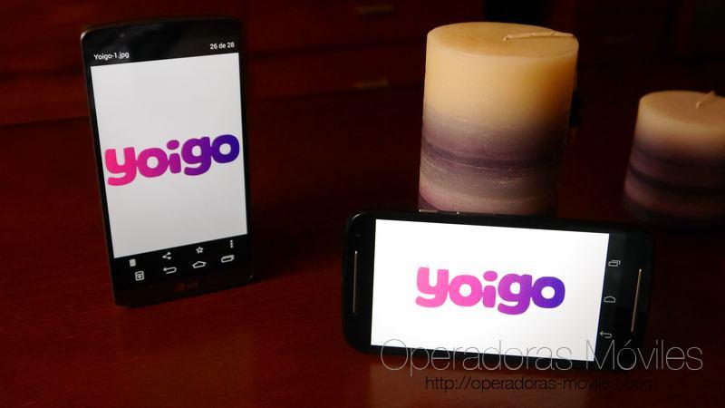 Yoigo 4- 800