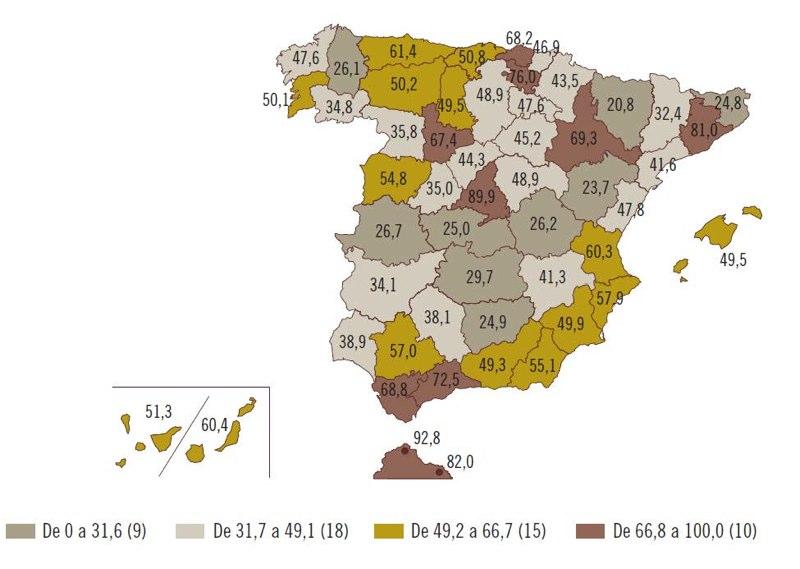 Cobertura 4G Espana 800