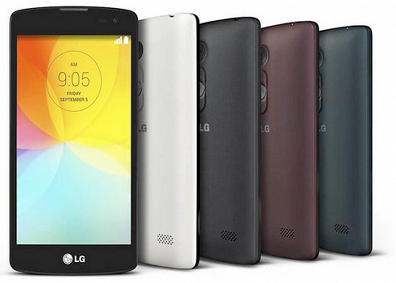 LG L Fino 8001 El LG L Fino ya tiene precio con Movistar