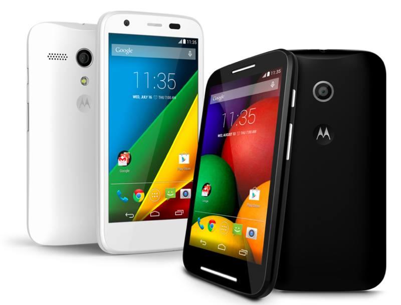 Motorola Moto E Simyo 800