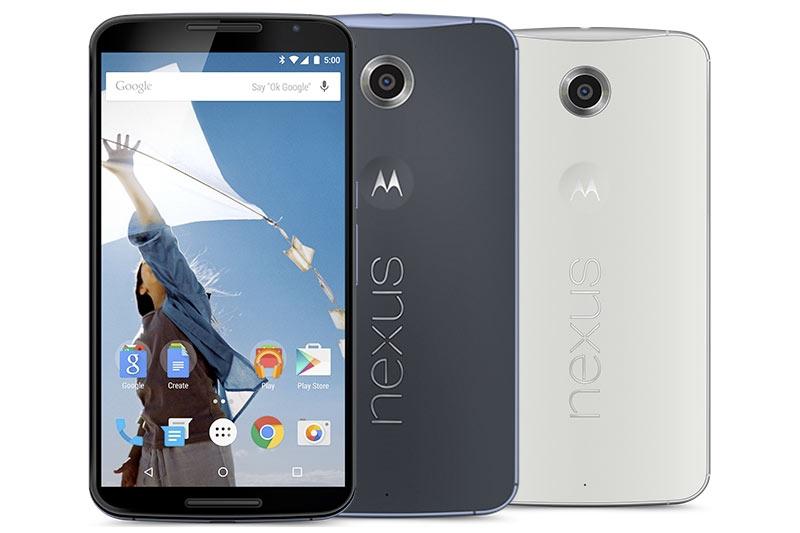 Gama alta: Nexus 6 - 3 smartphones Android interesantes en Simyo - Febrero 2014