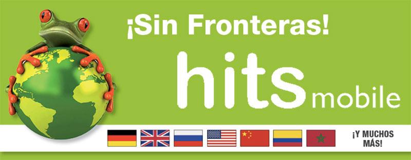 Hits Mobile ofrece 250 min y 1 GB por 14.95 euros