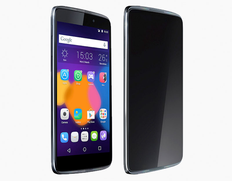 Precios del Alcatel One Touch Idol 3 con Orange y Amena