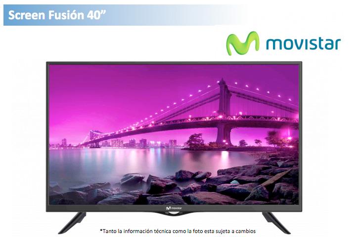 Movistar Screen Fusion