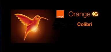 Tarifa Colibri de Orange